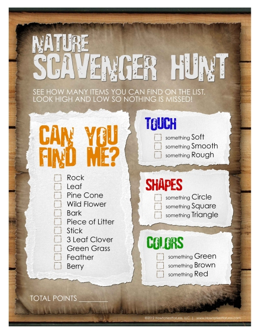 summer-camp-scavenger-hunt